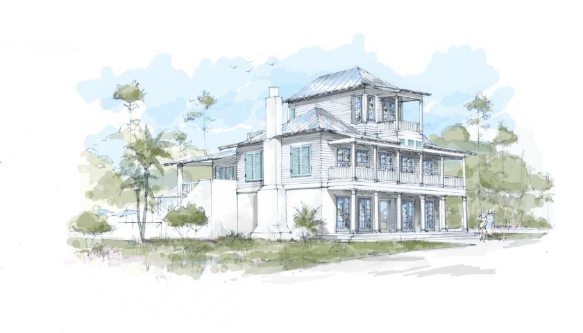 390 WALTON ROSE LANE INLET BEACH FL