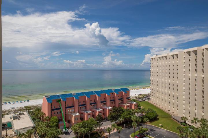 550 TOPSL BEACH BOULEVARD UNIT 1009 MIRAMAR BEACH FL