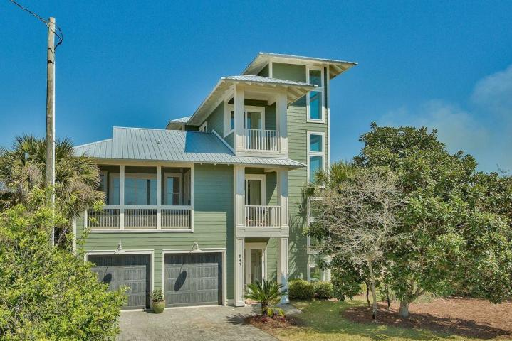 643 BLUE MOUNTAIN ROAD SANTA ROSA BEACH FL