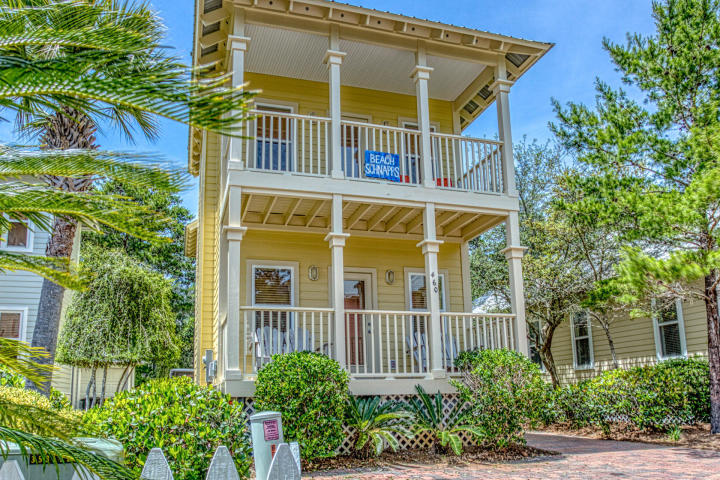 460 HIDDEN LAKE WAY SANTA ROSA BEACH FL