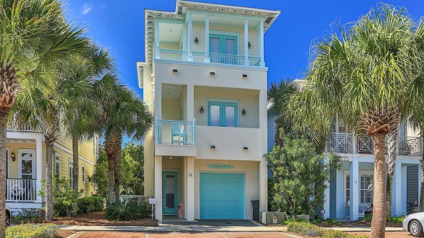 18 BLUE DOLPHIN LOOP INLET BEACH FL