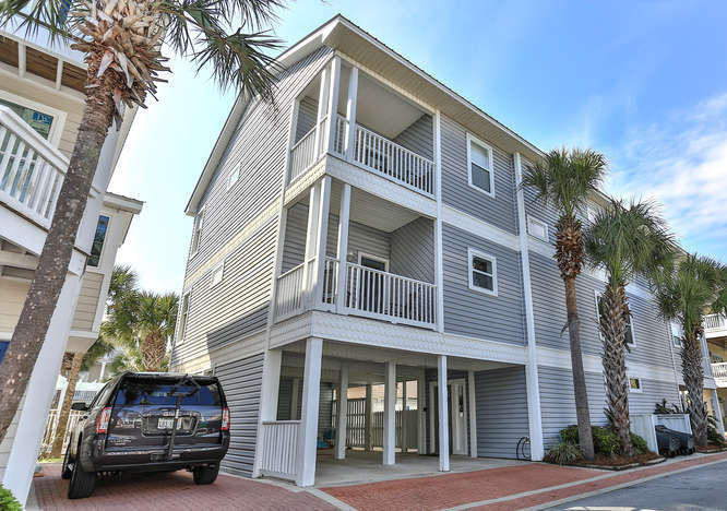24 SEASHORE CIRCLE SANTA ROSA BEACH FL