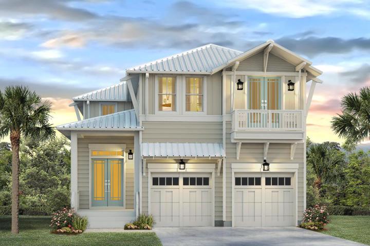 48 CRABBING HOLE LANE W UNIT LOT 004 INLET BEACH FL