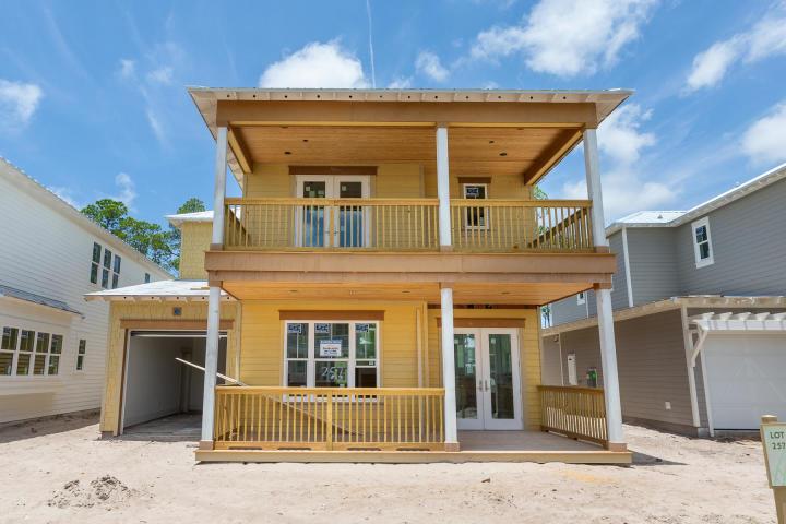 1101 SANDGRASS BOULEVARD UNIT LOT 257 SANTA ROSA BEACH FL