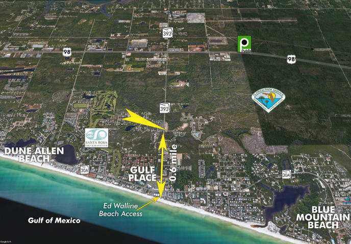 1269 CO HWY 393  S SANTA ROSA BEACH FL
