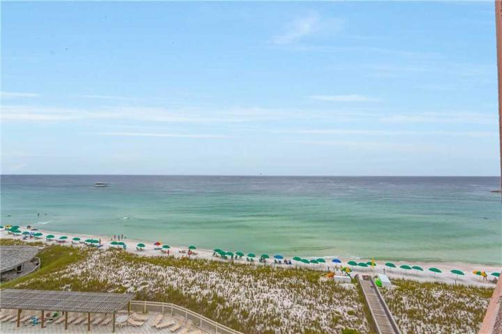 500 GULF SHORE DRIVE UNIT 609A DESTIN FL