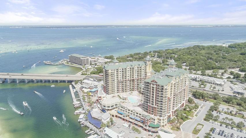 10 HARBOR BOULEVARD UNIT W627 DESTIN FL