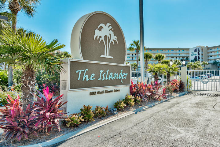 502 GULF SHORE DRIVE UNIT 304 DESTIN FL