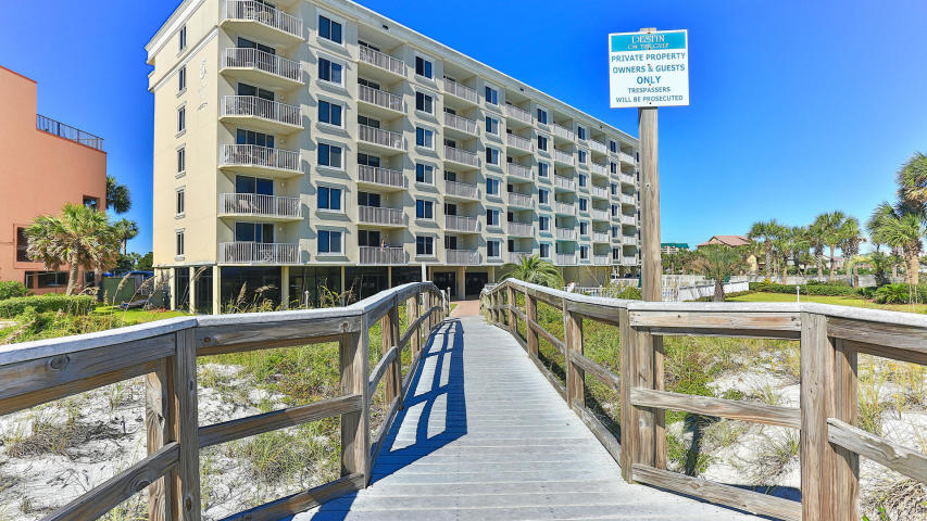 600 GULF SHORE DRIVE UNIT 202 DESTIN FL